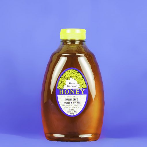 Wildflower Honey 2 lb Bottle