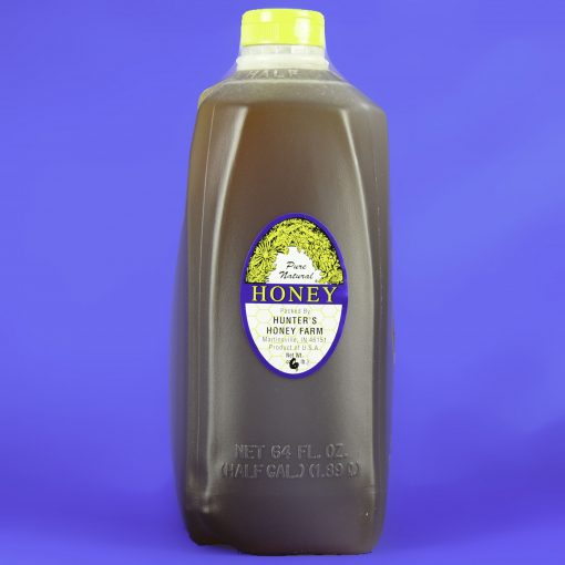 Wildflower Honey 6 lb (Half-Gallon) Jug