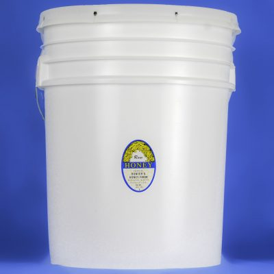Raw Honey 60 lb Bucket