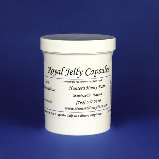 Royal Jelly 500mg 150 Capsules