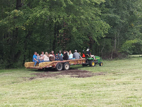 Hayride Tour (Reservations Required)