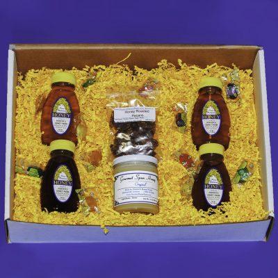 Honey Gift Box, Medium