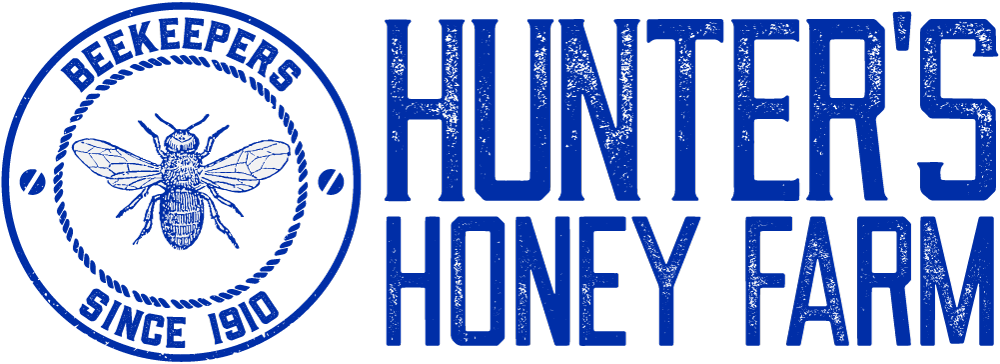 Hunter's Honey Farm Logo