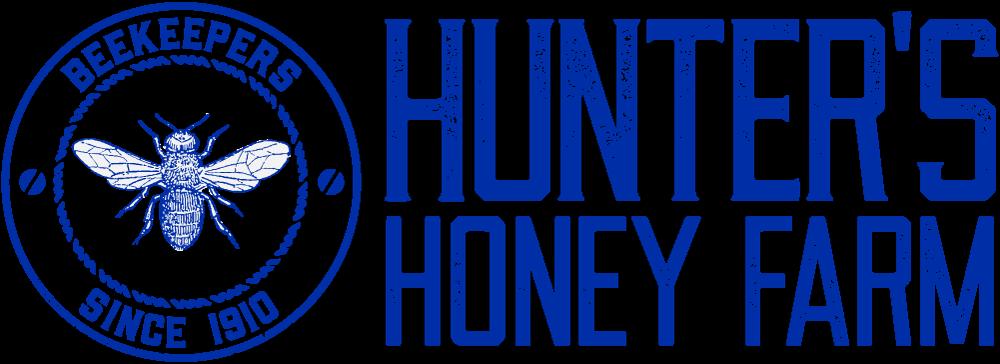 Hunter's Honey Farm Logo
