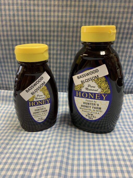 Basswood Blossom Honey