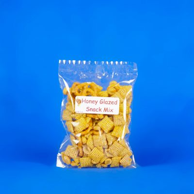 Honey Glazed Snack Mix
