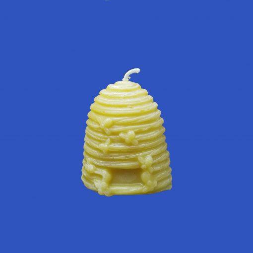 Beeswax Medium Skep Candle