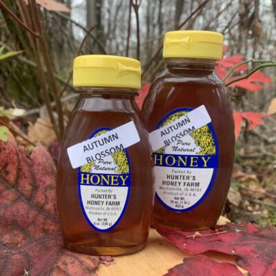 Autumn Blossom Honey